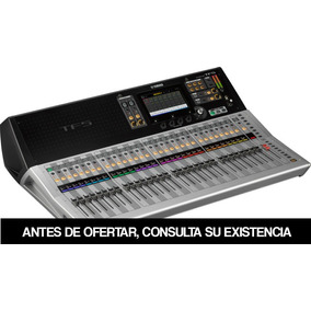 Consola Digital Ctf5 32 Canales Grabación Touch