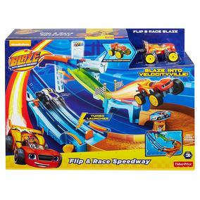 Fisher-price Nickelodeon Blaze & The Monster Machines Pista