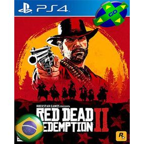 Red Dead Redemption 2 Ps4 Original 1 - Envio Já!