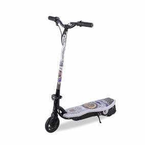 Monopatin Con Motor Electrico Scooter Bateria Over Tech S2