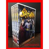 Dvd Batman 1966 A Série Completa + Filmes - 30 Discos