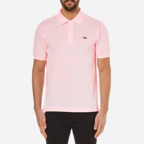 Camisa Social Polo Ralph Lauren Rosa Salmao G Large - Camisas no ... b0621e19dc