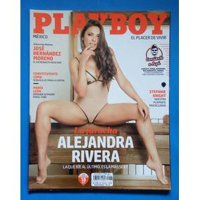 Playboy/ Alejandra Rivera/ Núm. 164/ Junio-2016/ Envio Grati