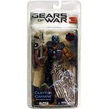 Neca Gears Of War 3 Series 1 Figura De Acción Clayton Carmi