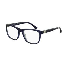 ab686f53bf09f Armacao De Oculos Calvin Klein - Óculos Armações Azul no Mercado ...