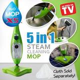 H2o Mop X5 Limpiador A Vapor De Alta Presión Original Tv