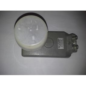 Lnb Foco Directv Marca Sharp Doble Pin