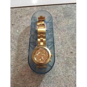 ec349641997 Relógio Swatch Full Blooded Dourado Svck4032g Novo - Relógios De ...