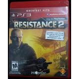 Resistance 2 - Español - Físico - Ps3
