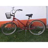 Bicicleta Turbo Modelo Zinia, Rodada 24