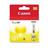 Canon (cli-221y) Ip3600, Ip4600, Mp560, Mp620, Mp640, Mp980