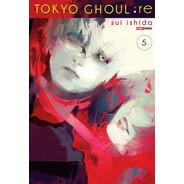 Tokyo Ghoul Re 5! Mangá Panini! Lacrado! Novo!