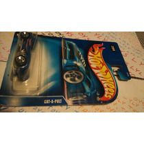2003 Hot Wheels Cat A Pult Azul All Metal Lyly Toys