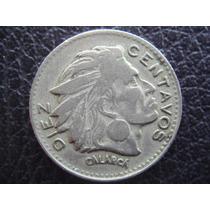 Colombia - Moneda De 10 Centavos, Año 1959 Indio Calarca