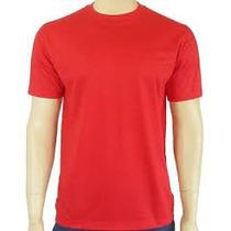 Camiseta, Básica, Bordado, Uniforme, Varias Cores, Qualidade