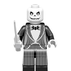 Fig El Extraño Mundo De Jack Skellington Compatible Con Lego
