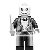 El Extraño Mundo De Jack Skellington Compatible Con Lego