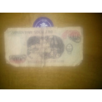 Billete Viejo