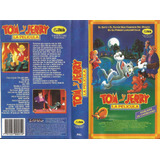 Tom Y Jerry La Pelicula Vhs 1994 Dibujos Animados Castellano