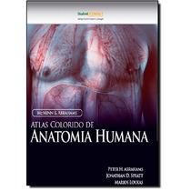 Livro Mcminn Atlas Colorido De Anatomia Humana