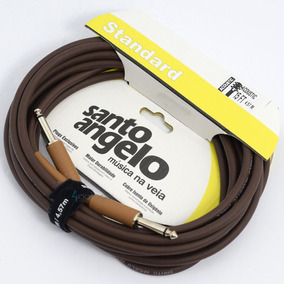 Cabo Santo Angelo Acoustic Plug Reto 4.5m