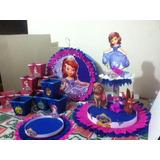 Combos Piñatas Chupeteras Marcos Todo Sofia Cars Frozen Mas