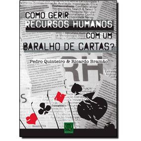 Como Gerir Recursos Humanos Com Um Baralho De Cartas?