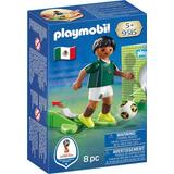 Todobloques Playmobil 9515 Jugador Fútbol México !!