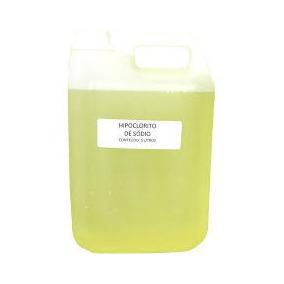 Cloro Hipoclorito De Sódio Puro 5 Litros 12% Concentração