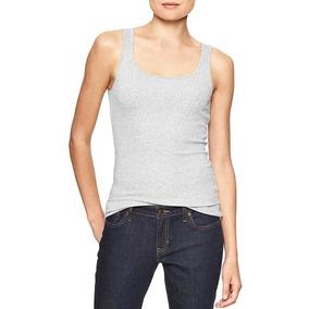 Musculosas Algodón Gap Mujer