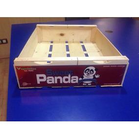cajas de madera para embalaje de frutas