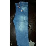 Jeans Niña Como Para 18 O 24 Meses