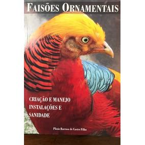 Livro Faisões Ornamentais