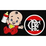 Matriz Bordados Bca5238 Bebe Com Simbolo Flamengo