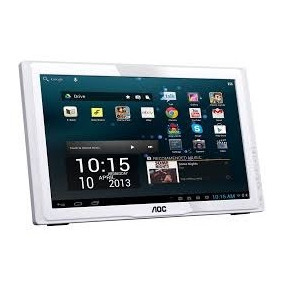 Computadora Tablet Aio Smart Monitor Aoc 22.5 Teclado, Mouse