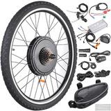 26 Rueda Motor De Bicicleta Eléctrica... (u-ebe-19-.)