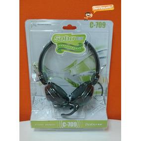 Audífonos Con Micrófono Sobu Para Pc Laptop