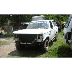 Ford Bronco 4x4 Repuestos Terminar