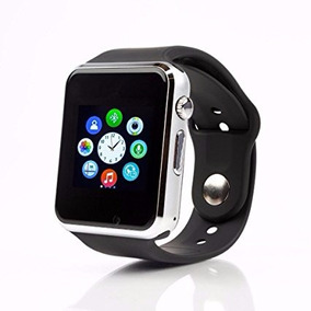 Reloj Smartwatch Gt08 A1 Android O Iphone Sim Sd