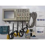 Osciloscopio Para Electronica Tektronix Tds2024 200mhz 4 Can