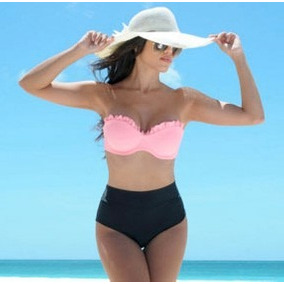 Malla Bikini Armala Como Quieras Short Hasta Talle Trece