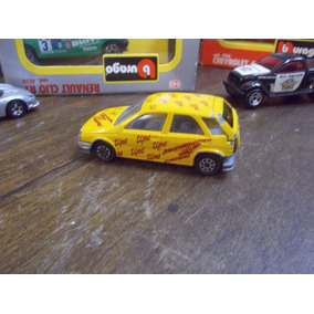 Majorette. Fiat Tipo. Año 1998