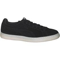 Zapatos Hombre Puma Puma Suede Classic Colored, Black/p 47