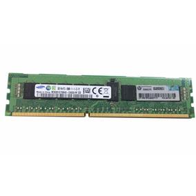Servidor Samsung 8gb Pc3-12800r Ddr3 1600mhz Ecc Dell/hp
