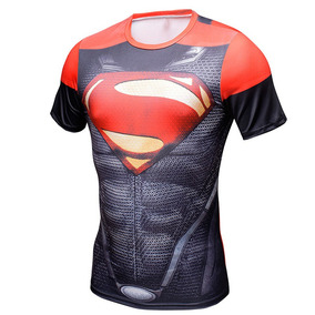 Juego Playera Y Pants Superman Tamano Grande