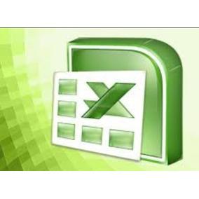 2500 Planilhas Excel Personalizadas Diversas Calculos