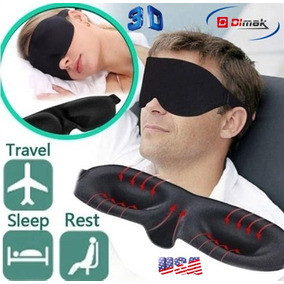 Antifaz Mascarilla Para Dormir ¨3d Eye Blinder Sleeping¨