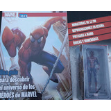 Spiderman Figuras Marvel 3d - Salvat