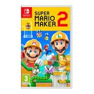 Super Mario Maker 2 Fisico Nintendo Switch Local Al Publico