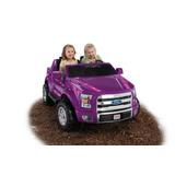 Juegos Y Juguetes Ruedas Eléctricas Fisher-price Ford F Cam